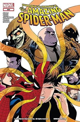 Amazing Spider-Man (1999-2013) No.695