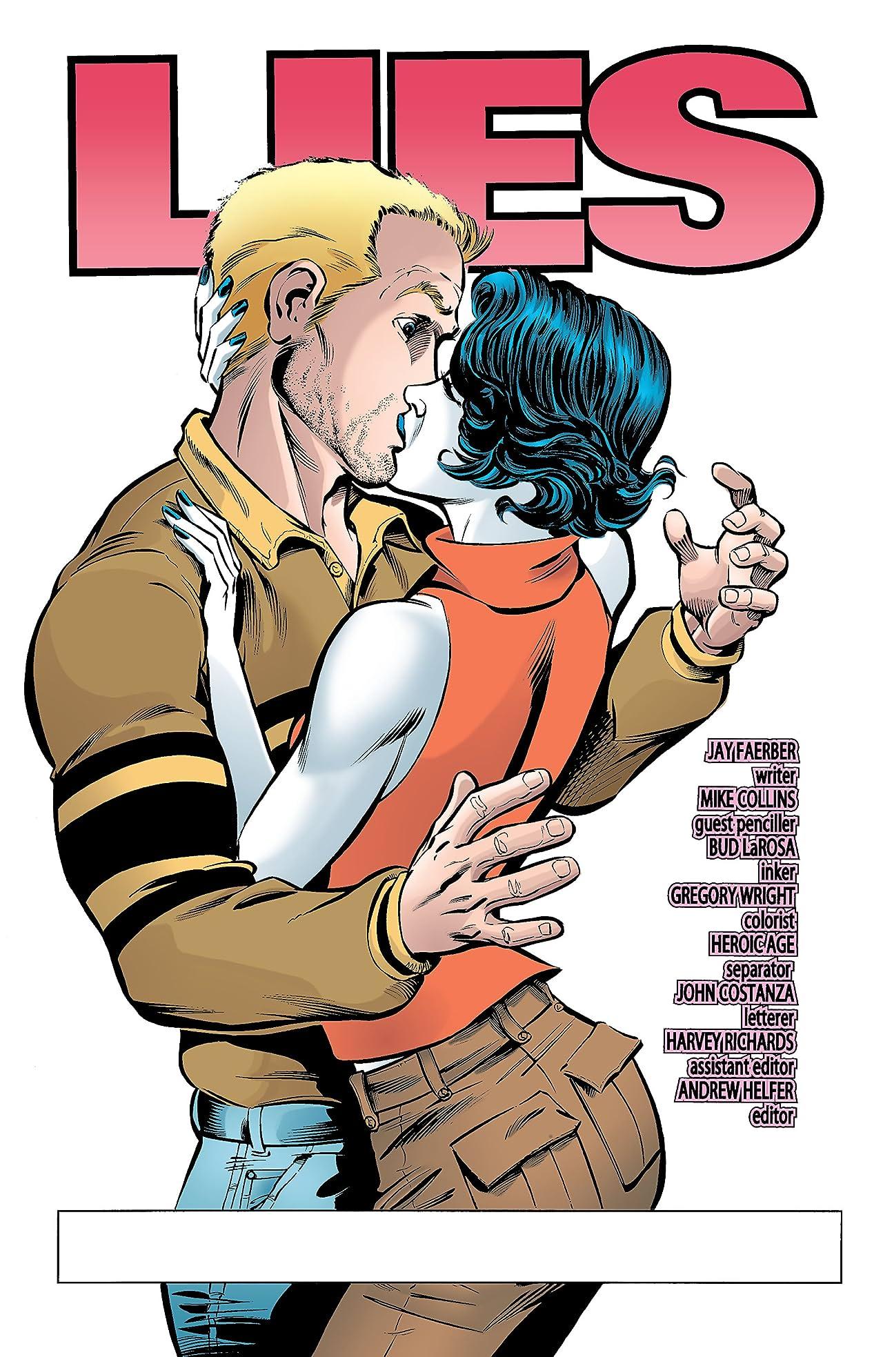 The Titans (1999-2003) #33