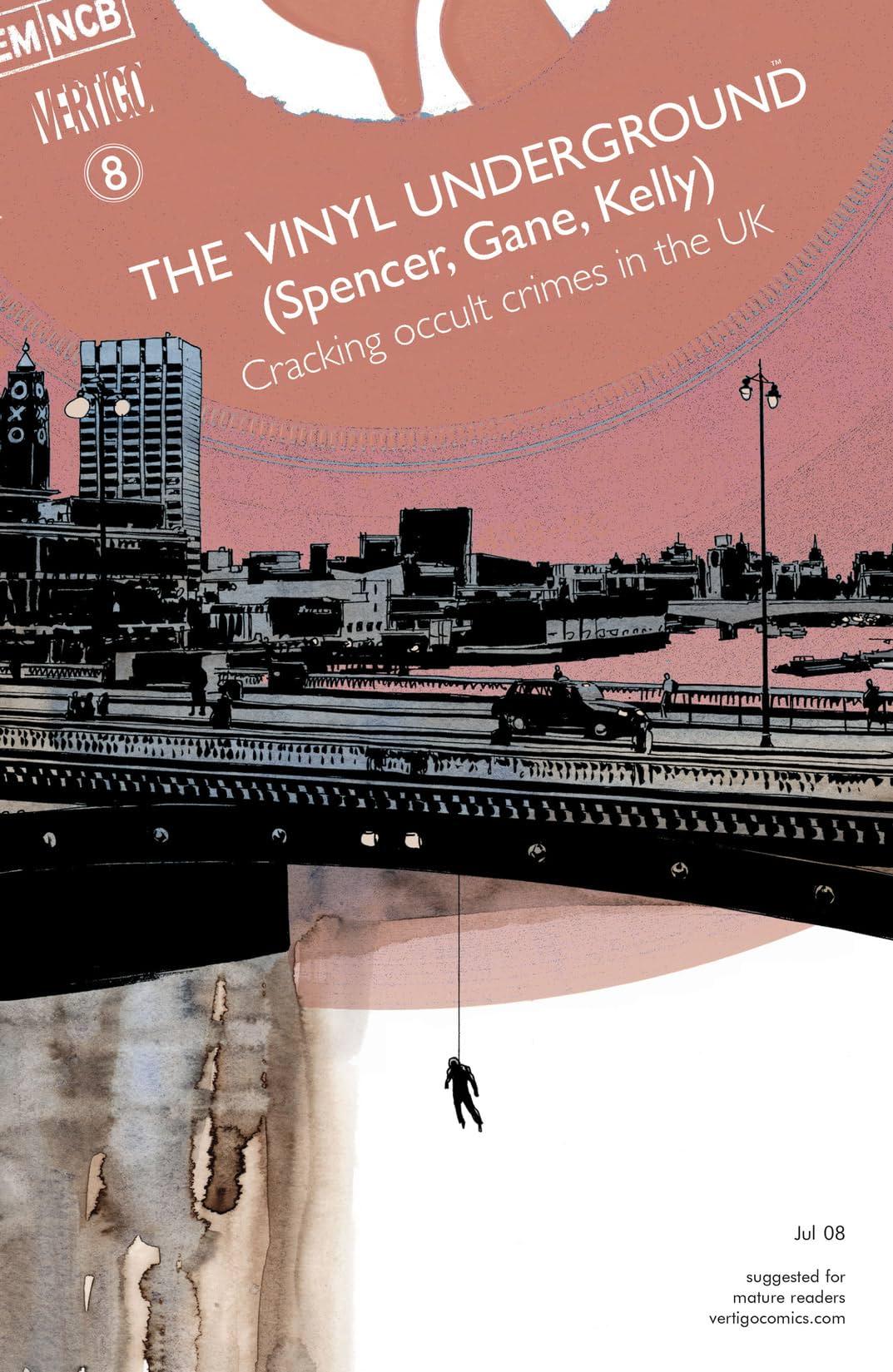 The Vinyl Underground (2007-2008) #8