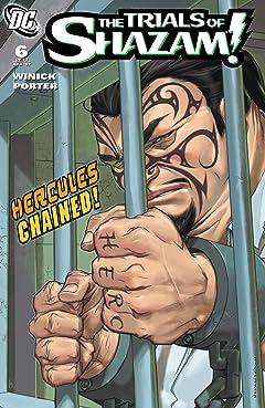 Trials of Shazam (2006-2008) #6