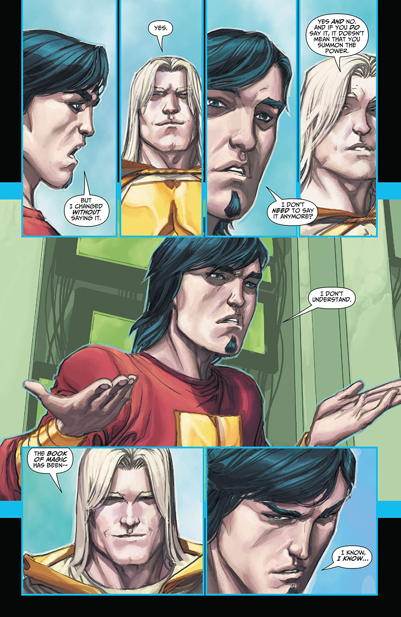 Trials of Shazam (2006-2008) #6
