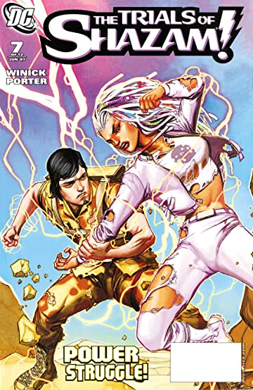 Trials of Shazam (2006-2008) #7