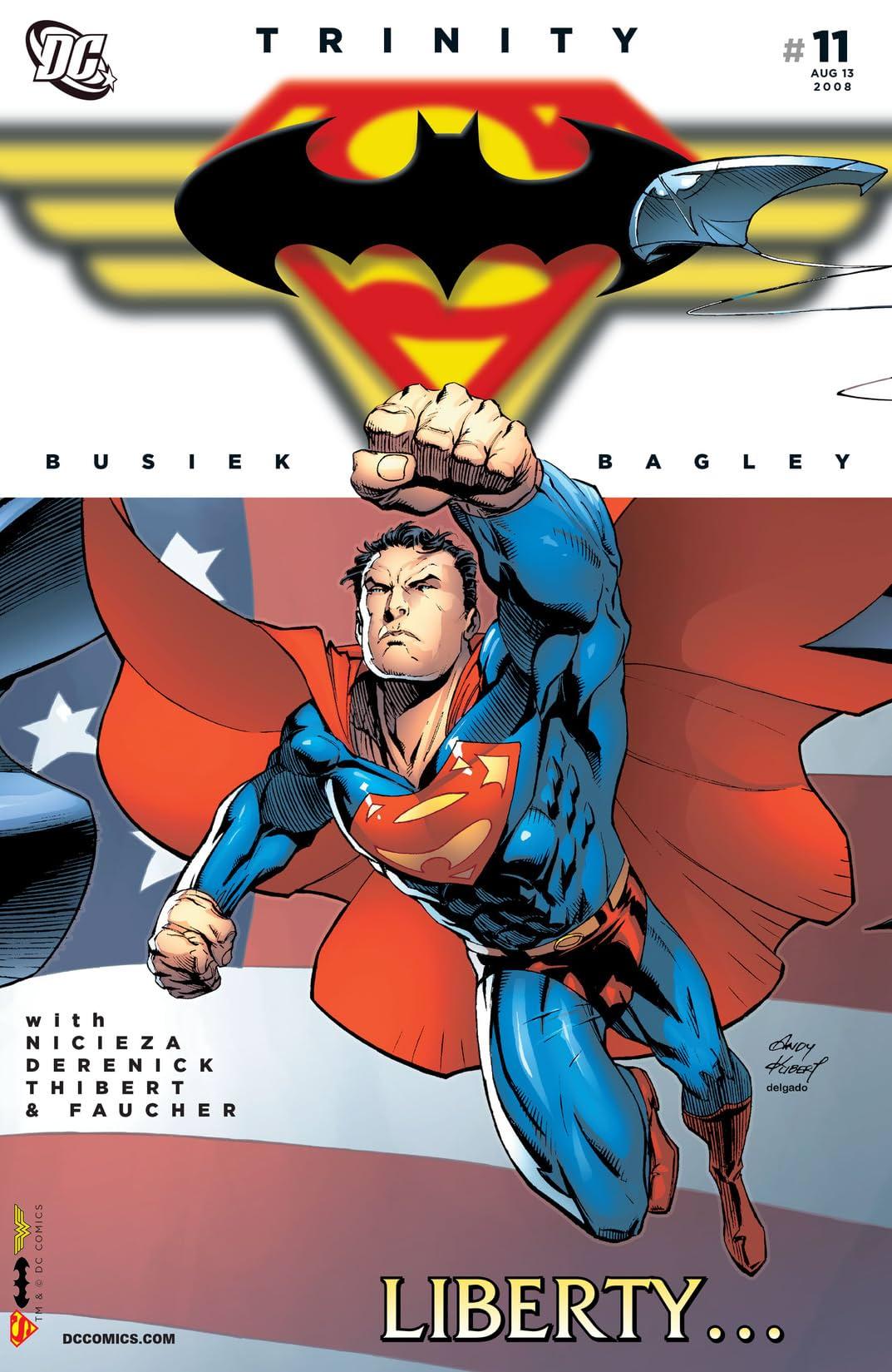 Trinity (2008-2009) #11