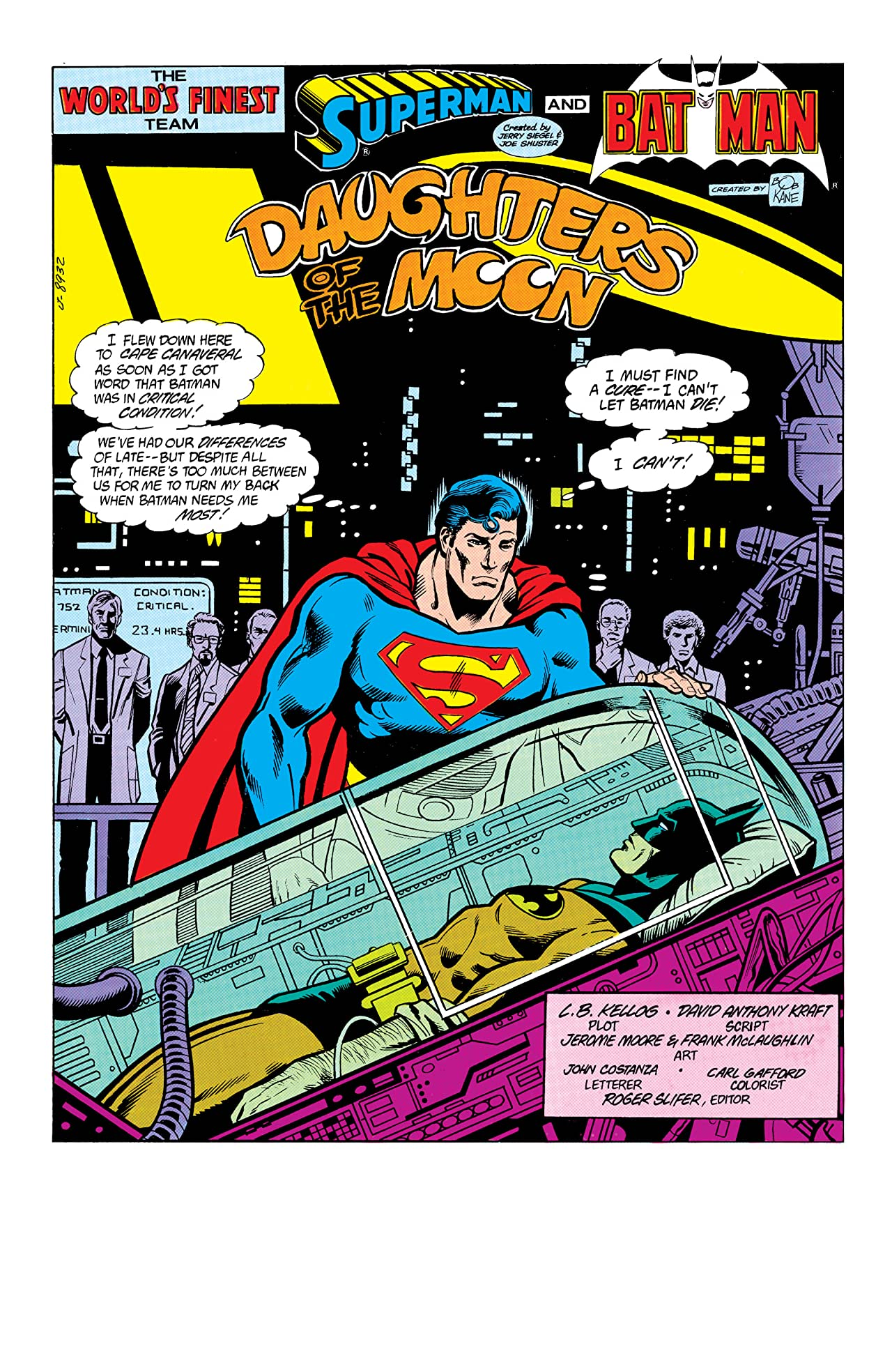 World's Finest Comics (1941-1986) #295