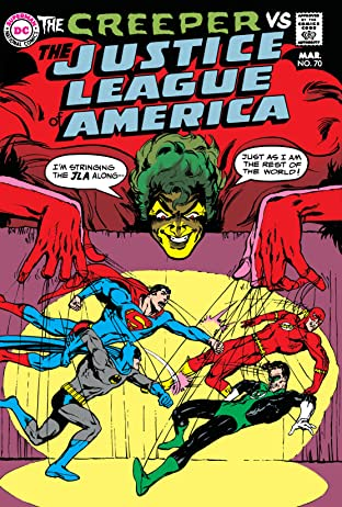 Justice League of America (1960-1987) #70