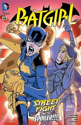Batgirl (2011-) #46