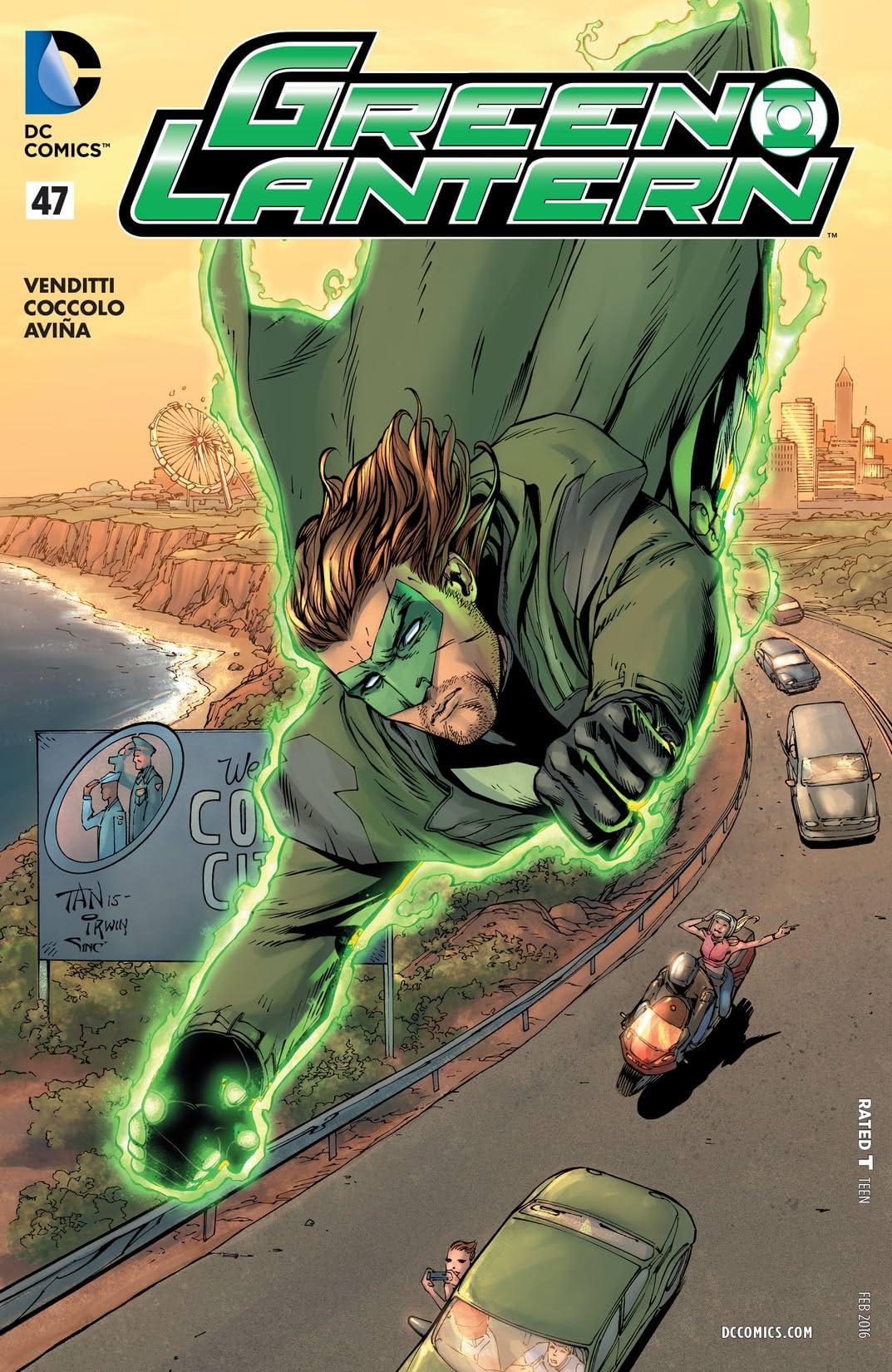 Green Lantern (2011-2016) #47