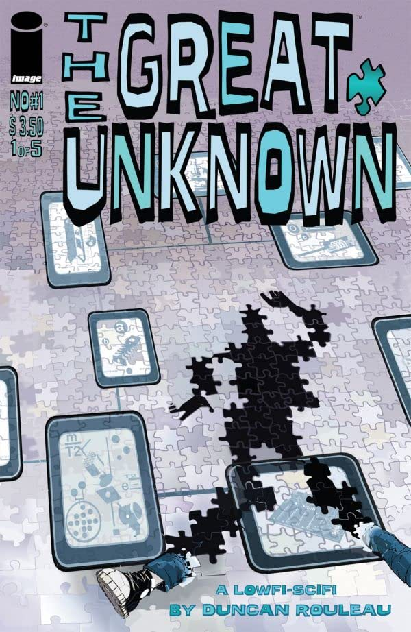The Great Unknown #1 (of 5)
