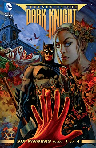 Legends of the Dark Knight (2012-) #85