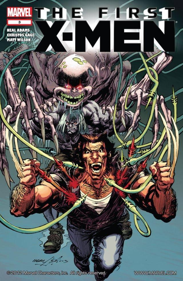 First X-Men #3