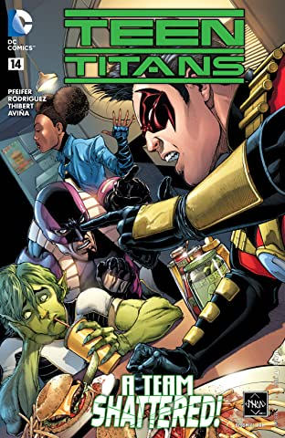 Teen Titans (2014-2016) No.14