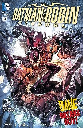 Batman & Robin Eternal (2015-2016) #9