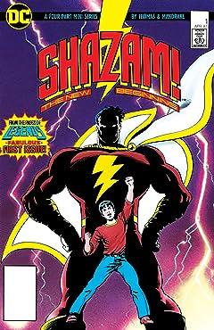 Shazam! The New Beginning (1987) #1