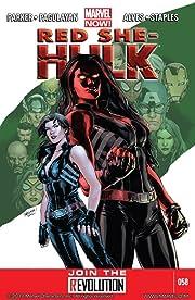 Red She-Hulk (2012-2013) #58