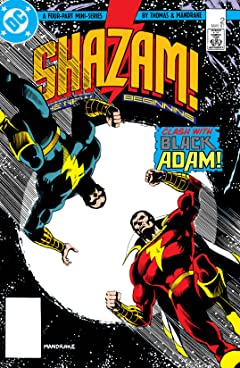 Shazam! The New Beginning (1987) #2