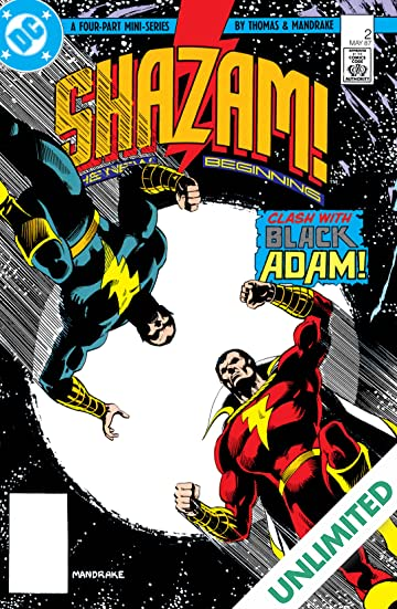 Shazam! The New Beginning (1987) #2