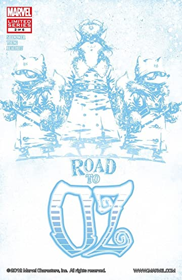 Road To Oz #2 (of 6)