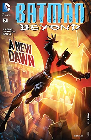 Batman Beyond (2015-2016) No.7