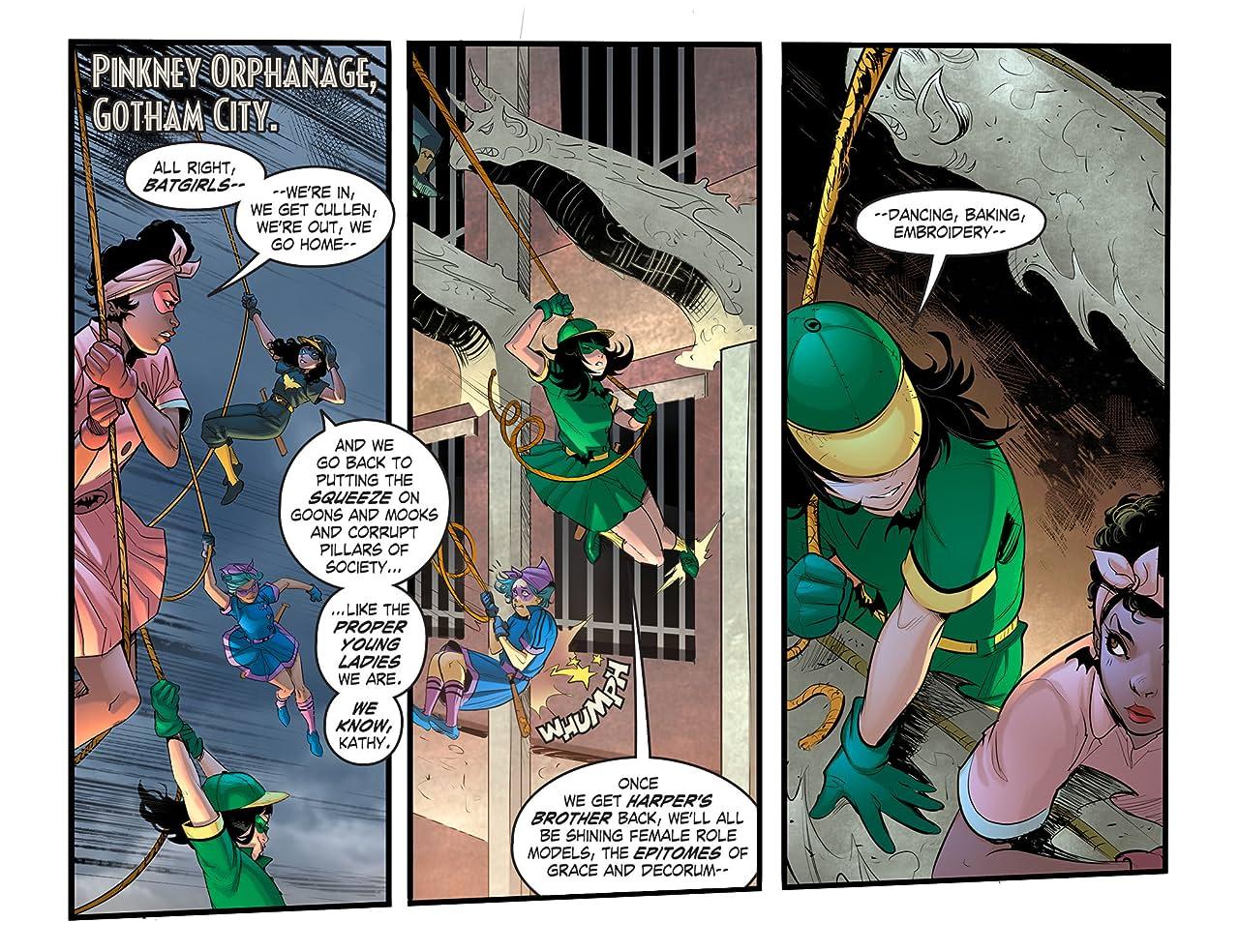 DC Comics: Bombshells (2015-2017) #20