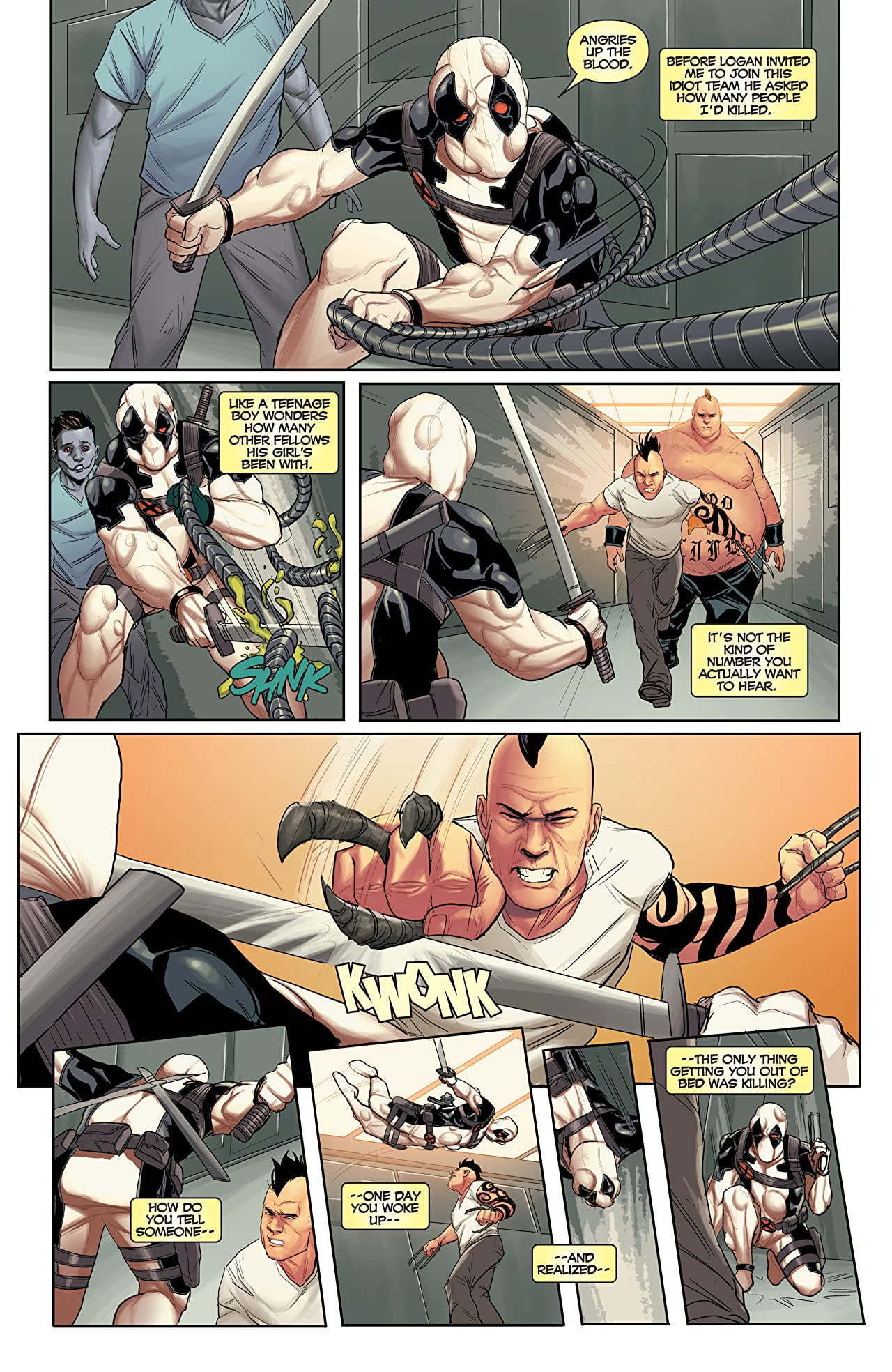 Uncanny X-Force (2010-2012) #32