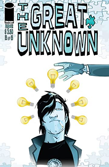 The Great Unknown #2 (of 5)
