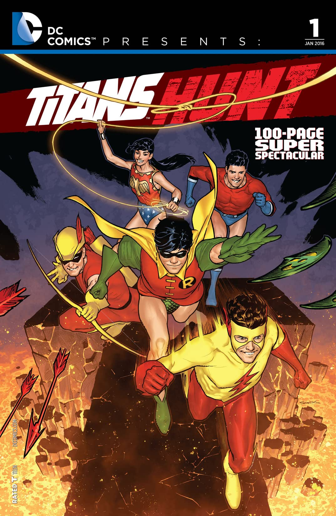 DC Comics Presents: Titans Hunt 100-Page Super Spectacular (2015-) #1