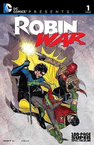 DC Comics Presents: Robin War 100-Page Spectacular (2015-) #1