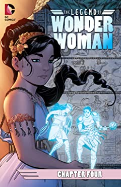 The Legend of Wonder Woman (2015-2016) #4