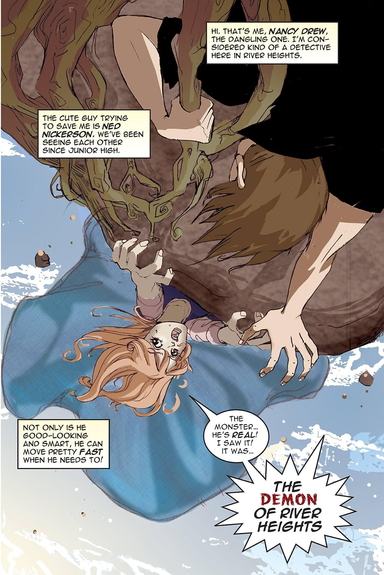 Nancy Drew Vol. 1: The Demon of River Heights