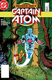 Captain Atom (1986-1991) No.11