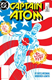 Captain Atom (1986-1991) No.12
