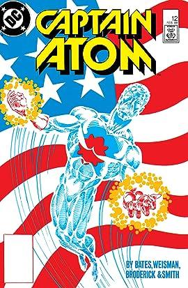 Captain Atom (1986-1991) No.12