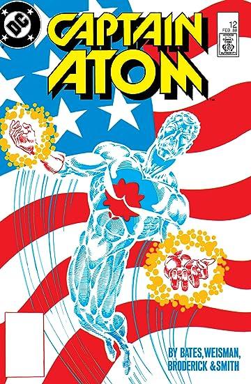 Captain Atom (1986-1991) #12