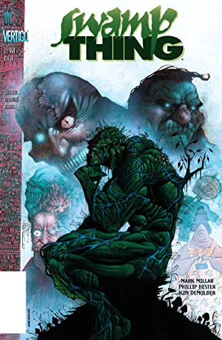 Swamp Thing (1982-1996) #148