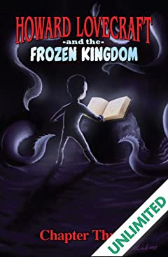 Howard Lovecraft and the Frozen Kingdom #3