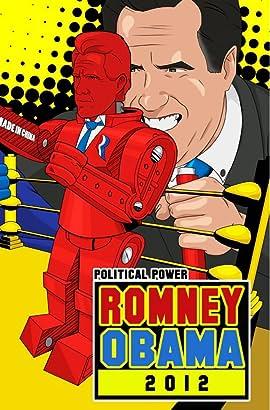 Political Power: Romney Obama 2012