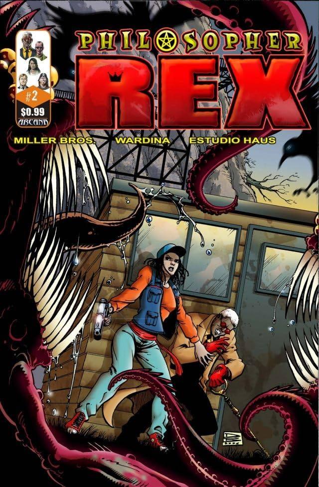 Philosopher Rex #2