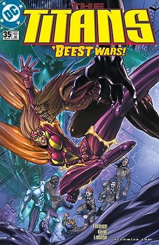 The Titans (1999-2003) #35