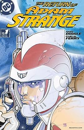 Adam Strange (2004-2005) #1