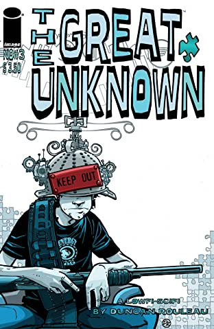 The Great Unknown #3 (of 5)