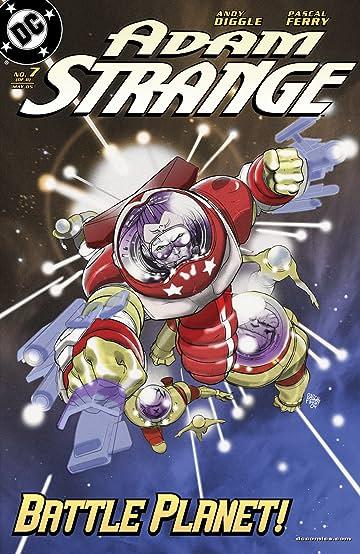 Adam Strange (2004-2005) #7