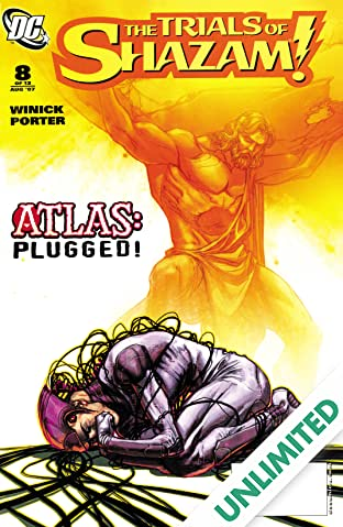 Trials of Shazam (2006-2008) #8