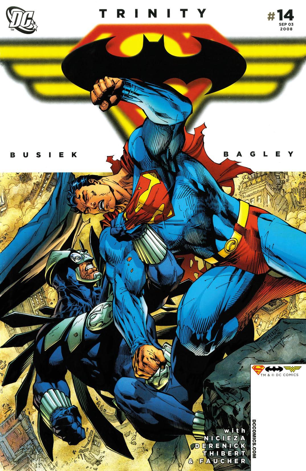 Trinity (2008-2009) #14