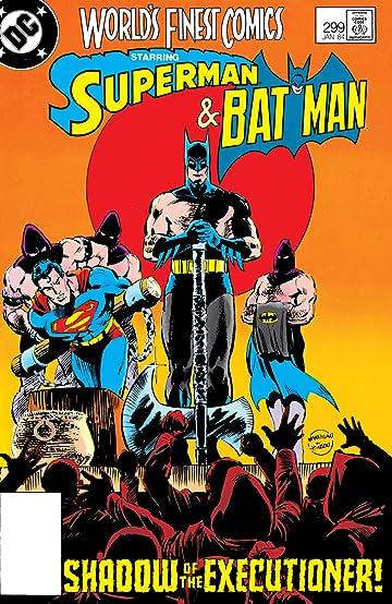 World's Finest Comics (1941-1986) #299