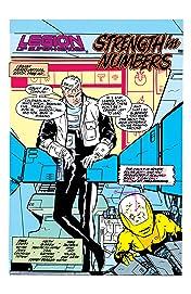 Legion of Super-Heroes (1984-1989) #54