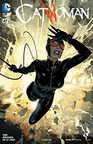 Catwoman (2011-2016) #47