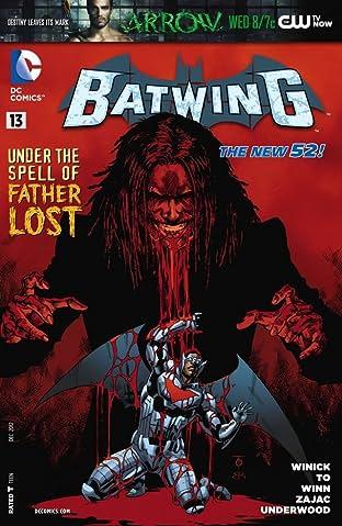 Batwing (2011-2014) No.13