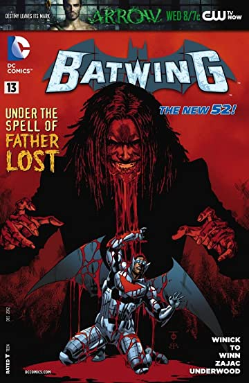 Batwing (2011-2014) #13