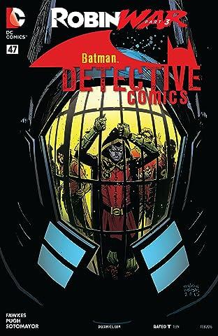 Detective Comics (2011-) #47