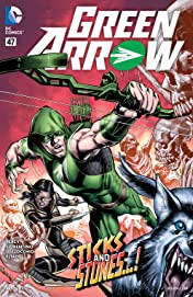Green Arrow (2011-2016) #47